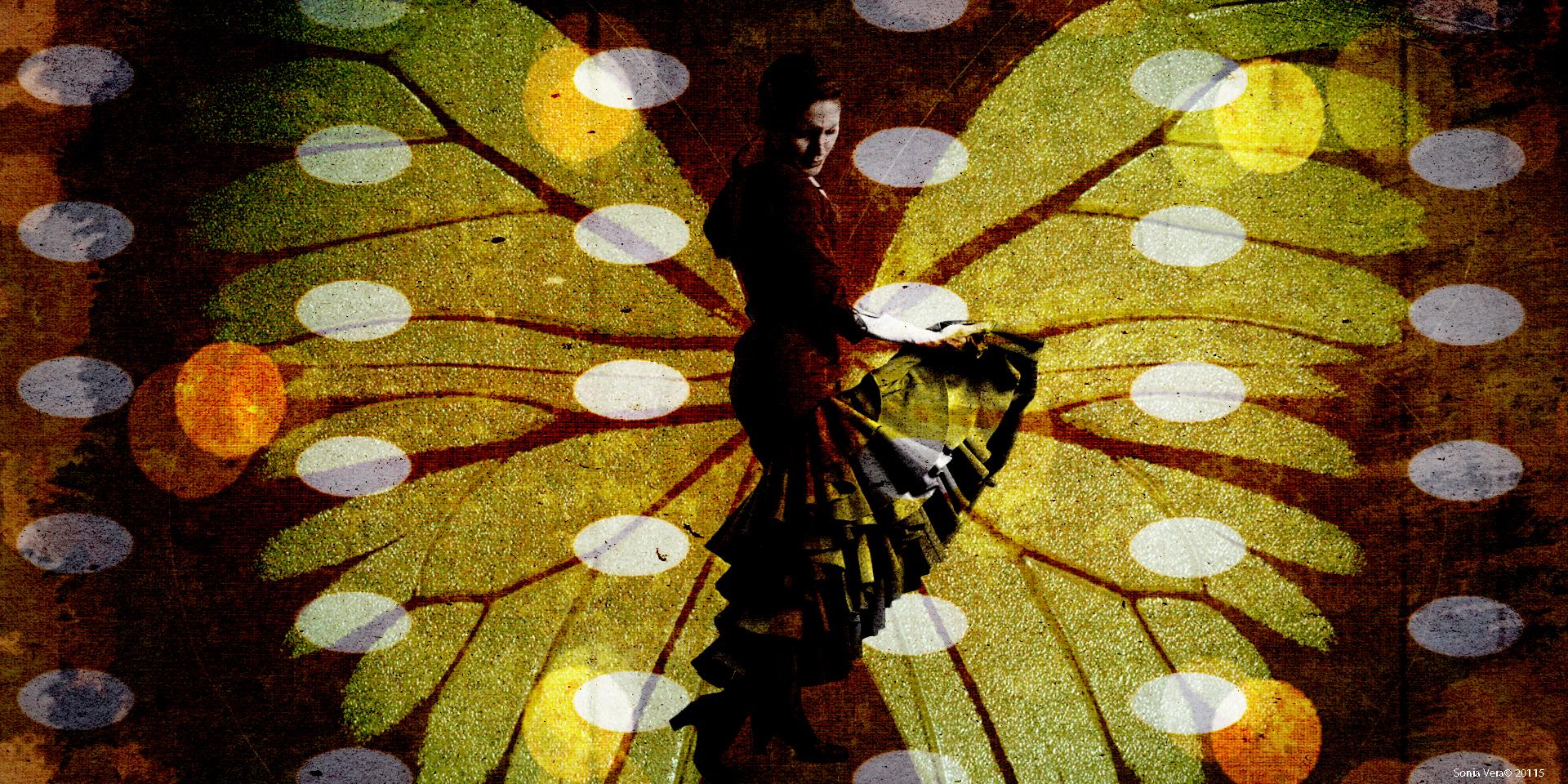 'Flamenco Mariposa'