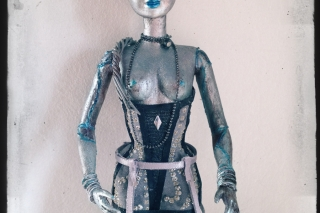 Doll Art: Sci-Fi & Outer Space