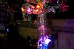 'Coral Tree' installation