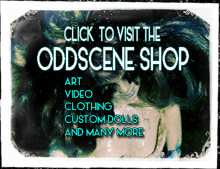 Click here for the Oddscene shop